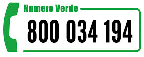 Numero verde bioformula 800 034 194