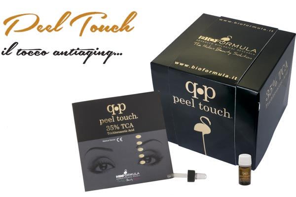 Peel Touch Bioformula