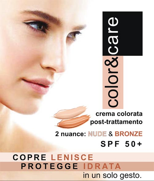 Color and care bioformula, crema colorata