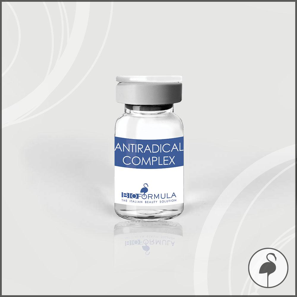 ANTIRADICAL COMPLEX BIOFORMULA
