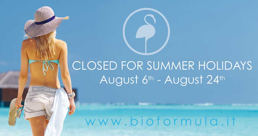 Bioformula Summer 2018